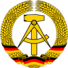 Freimaurerische Symbole in der Flagge der DDR